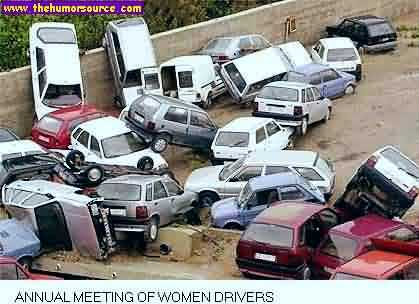 Annual Meeting of Women Drivers