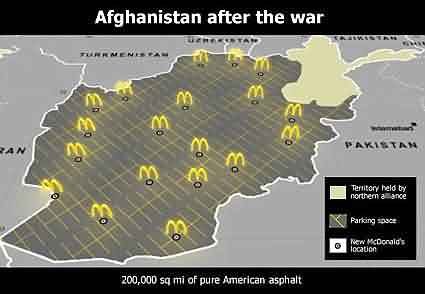 Afghanistan After the War