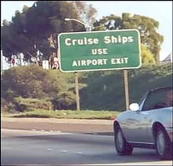Driving and Flying Cruise Ships?