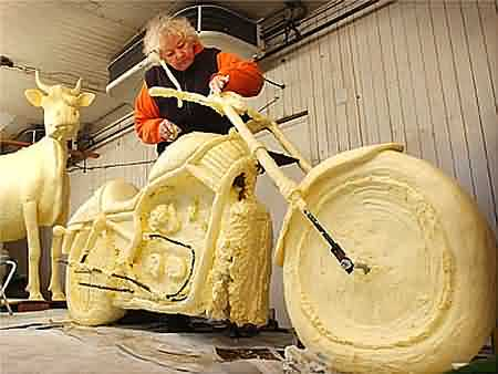 Butter Cycle