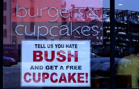 Cupcakes for Bush Haters!